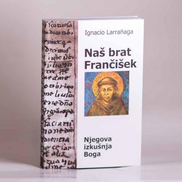 Slika knjige Naš brat Frančišek