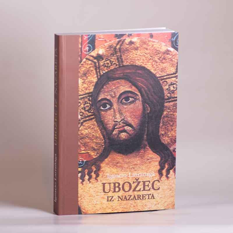 Slika knjige Ubožec iz Nazareta